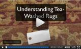 rugs tea-washed